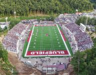 Mitchell Stadium voted America's Best High School Football Stadium