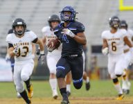 Chandler starts fast, halts Saguaro's late rally for Arizona's first Open Division football championship
