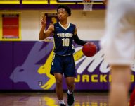 Dasean Lecque driven by older brother Jalen's journey to the Suns