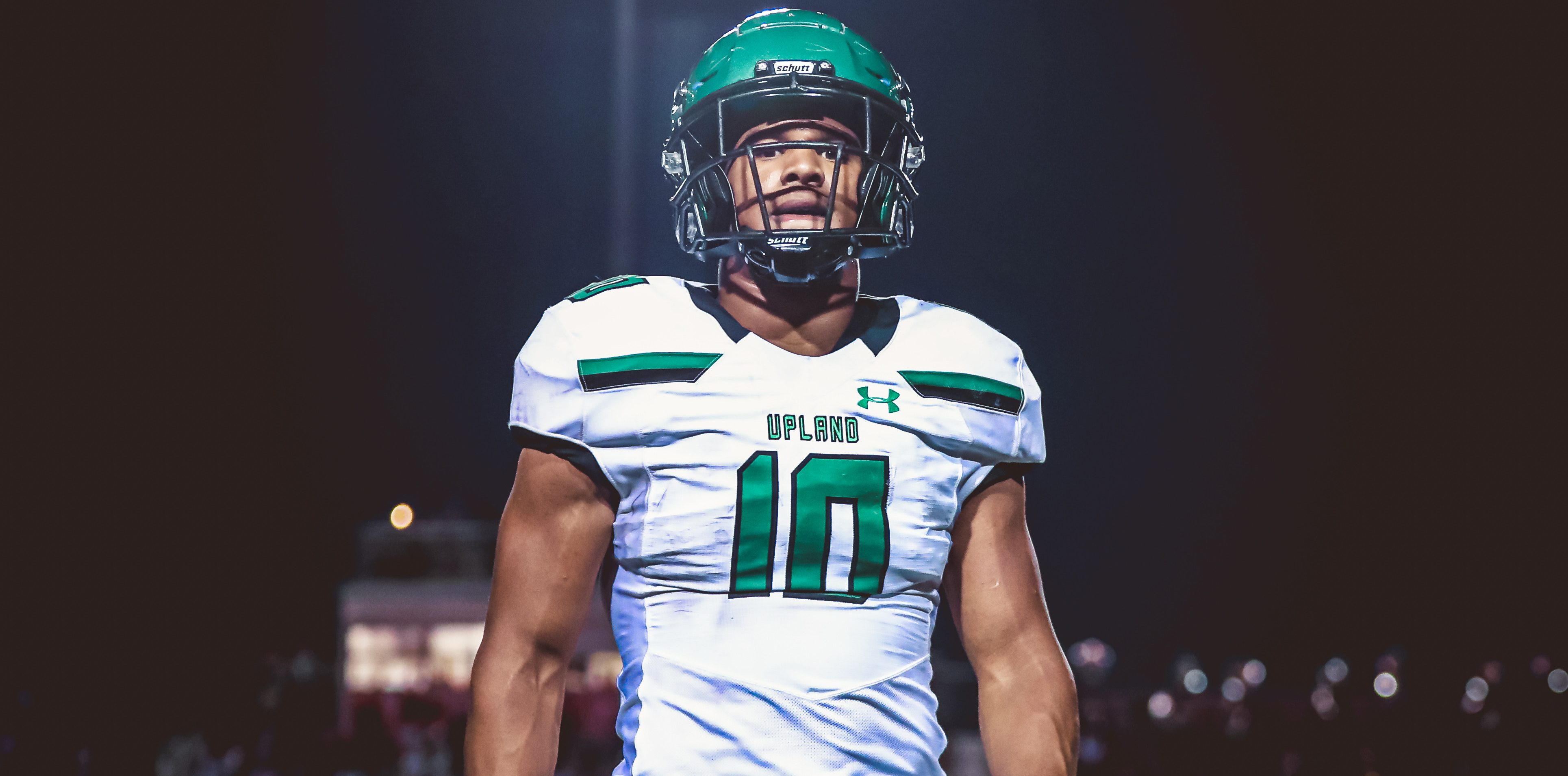 2019-20 ALL-USA High School Football Defensive Player of the Year: Justin Flowe, Upland