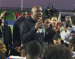 2019-20 ALL-USA High School Football Coach of the Year: Reginald Samples, Duncanville