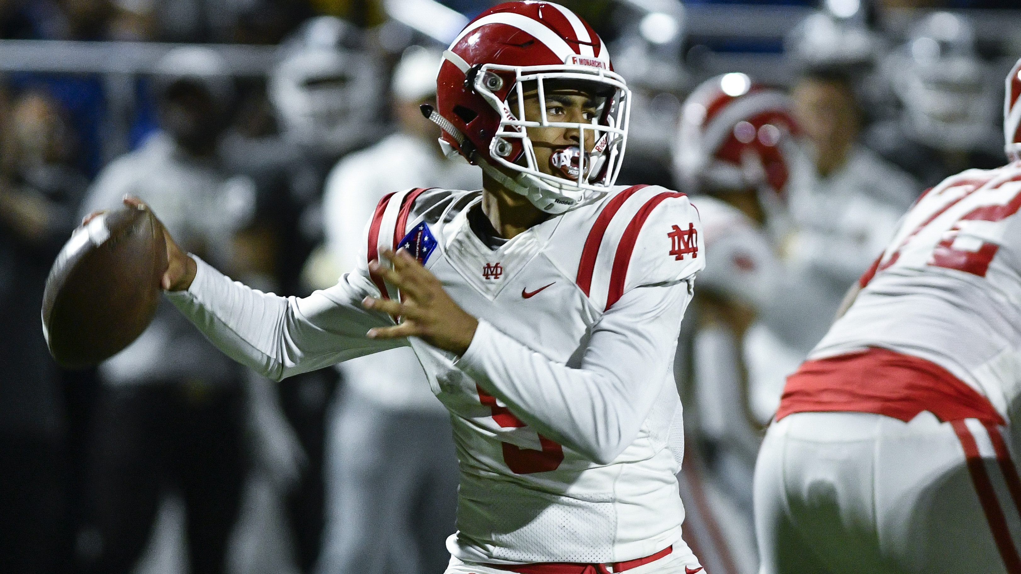 2019-20 ALL-USA High School Football Offensive Player of the Year: Bryce Young, Mater Dei