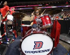Duquesne offered basketball phenom Karis Thomas scholarship in fourth grade