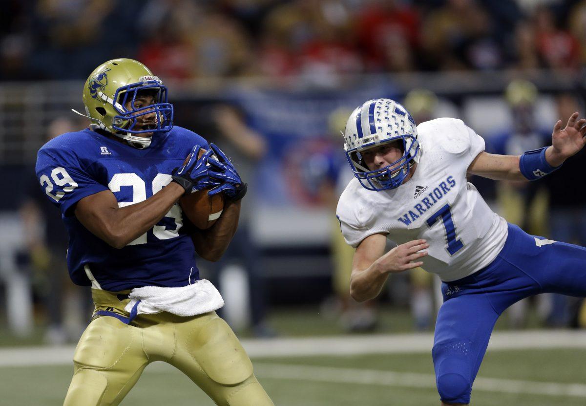 High school football plays of the week - Week 7 highlights