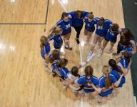 AVCA/USA TODAY Super 25 national high school volleyball rankings