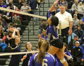 AVCA/USA TODAY Super 25 national high school volleyball rankings Week 8
