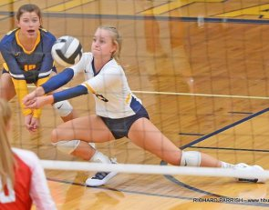 AVCA/USA TODAY Super 25 national high school volleyball rankings Week 9
