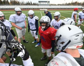 Party leads Alaska high school to temporarily shut down fall sports, end football season