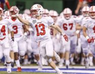 USA TODAY Sports high school football regional rankings for Oct. 20, 2020