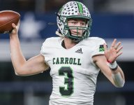 Top 2022 QB recruit Quinn Ewers returns, leads team to playoff win