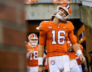 Clemson QB Trevor Lawrence sees big things ahead for Arch Manning