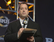 Play-by-play announcer Kenny Albert will call a high school football game this week