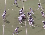 Watch: Crazy back-and-forth play during Texas high school football game