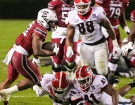 Georgia football offers scholarship to T.J. Searcy