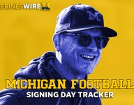 2021 Michigan football signing day tracker