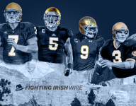 Fab Four: Selecting Notre Dame football's Mount Rushmore of all-time recruits