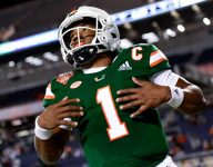Miami offers scholarships to sons of Edgerrin James, Jason Taylor and Rick Ross