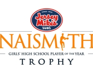 Naismith Trophy high school girls Player and Coach of the Year finalists announced
