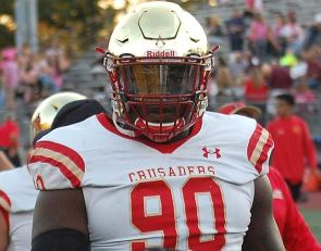 National Signing Day: Top 100 DT Tywone Malone commits to Ole Miss