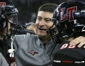Who are the highest-paid high school football coaches in Texas?