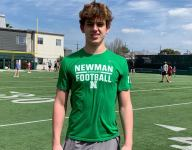 Notre Dame offers 2023 QB Arch Manning