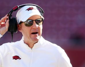 Former Arkansas, SMU coach Chad Morris named new football coach at Allen HS