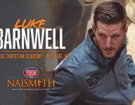Luke Barnwell named Naismith boys HS basketball Coach of the Year