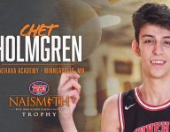 Chet Holmgren named 2021 Naismith Boys HS Basketball Player of the Year