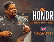 Al Honor named Naismith girls HS basketball Coach of the Year