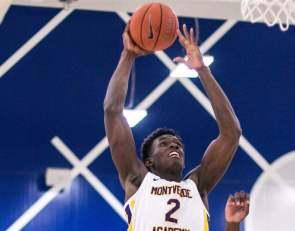 Emoni Bates, Jalen Duren square off in battle of top 2022 basketball recruits