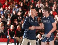 New Jersey HS wrestling coach makes conference history with 500th career win