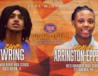 Jersey Mike's Naismith HS Basketball Courage Award winners announced