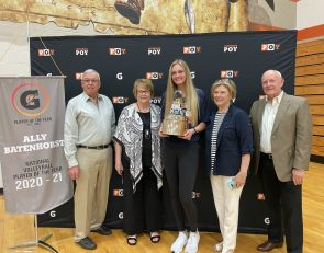 Ally Batenhorst named 2020-21 Gatorade National Volleyball Player of the Year