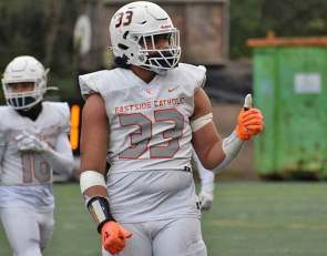 Will top 2021 recruit J.T. Tuimoloau sign with a school in May?