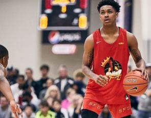 Prized 2022 recruit Dior Johnson's offer from NBL reportedly over $1 million