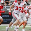 Jack Sawyer changes number. Could this mean J.T. Tuimoloau is heading to Ohio State?