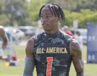 Five-star WR Evan Stewart foregoing rest of senior year to prepare for college football