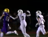 WATCH: Hustle play to force fumble prevents TD, helps lead to 2OT win