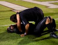 Hamilton's QB vomited during the final TD pass of the wild comeback over Bishop Gorman