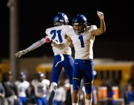 USA TODAY Sports Super 25 high school football rankings for Oct. 26, 2021