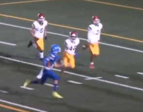 Idaho State CB commit flexes with rushing, receiving, KO return TDs in one game