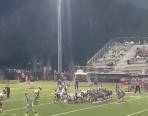 High school football plays of the week