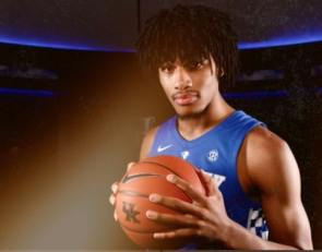 Top 2022 recruit Shaedon Sharpe 'strongly considering' enrolling early at Kentucky